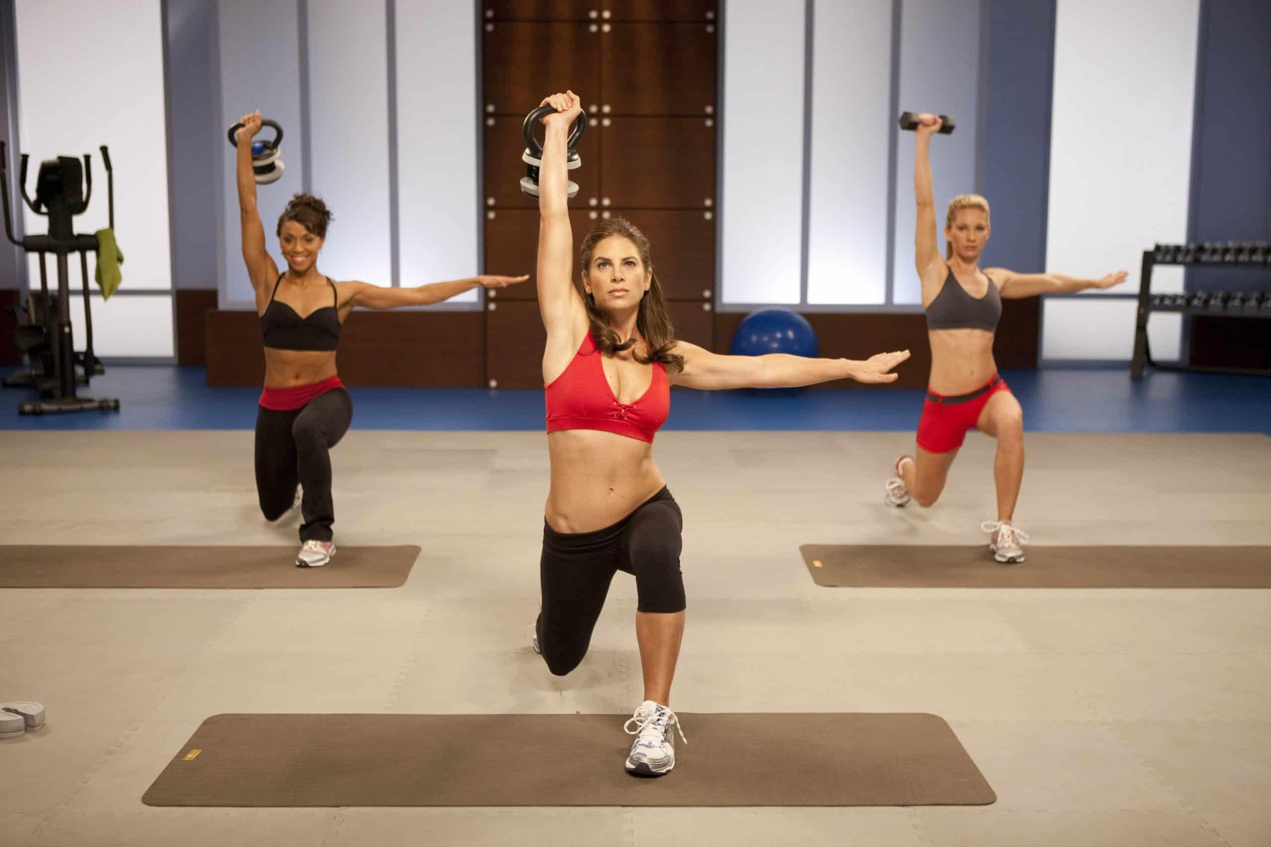 Тренировки с джилиан майклс 4 фотография