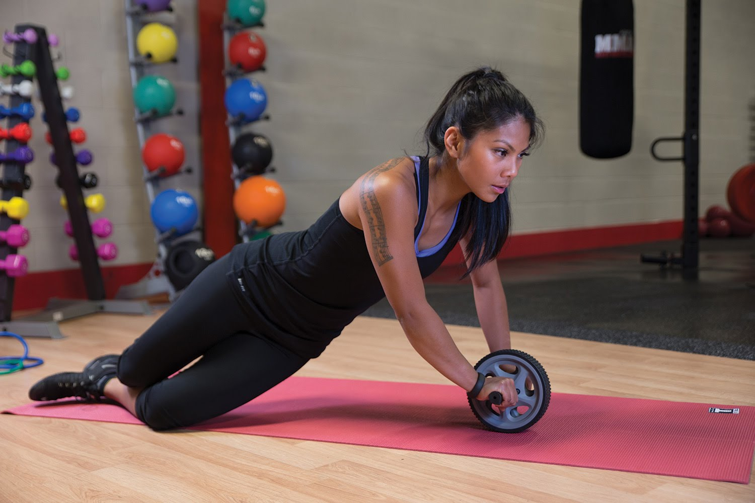 The Ab Wheel Ultimate Core Workout Eat Fit Fuel