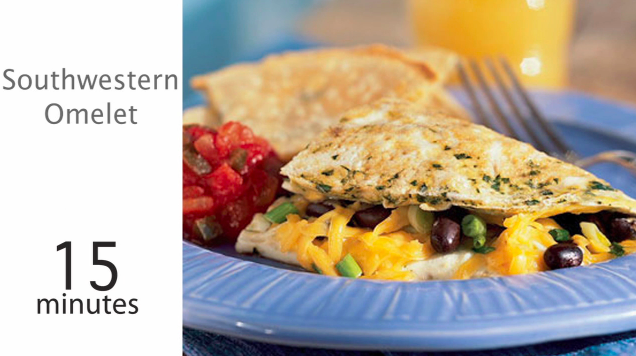 Upgrade Your Breakfast: Healthy Southwest Omelette - Eat ...