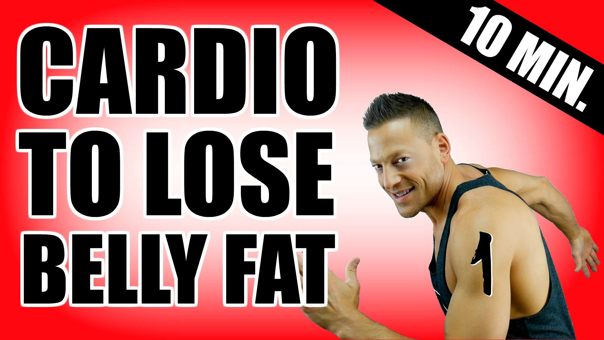 10 Minute Cardio for Fat Loss! - Eat. Fit. Fuel.